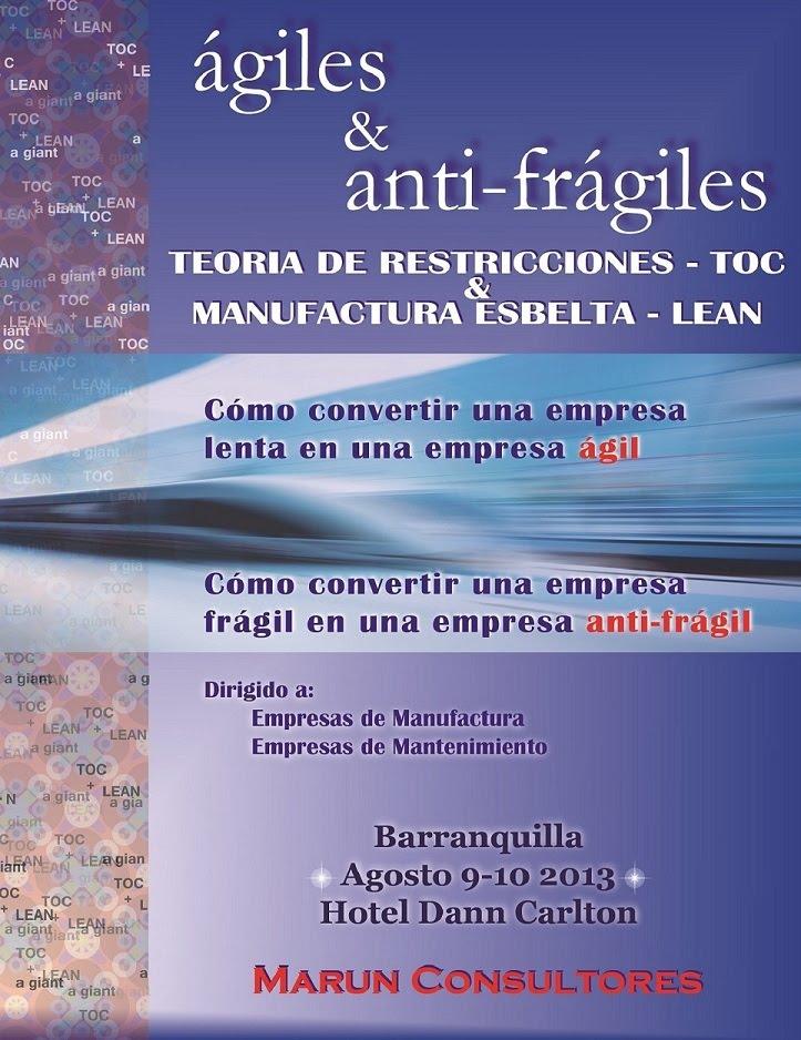 ágiles y antifrágiles (1) - marún consultores